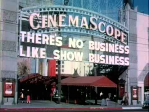 Now ing  There's No Business Like  BusinessMarilyn Monroe