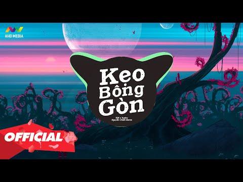 KẸO BÔNG GÒN - H2K x Trunky ( Nguyễn Chiến x @Em Yêu Remix ) | Nhớ Đeo Tai Nghe