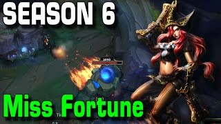 Season 6 - Die neue Miss Fortune | League of Legends