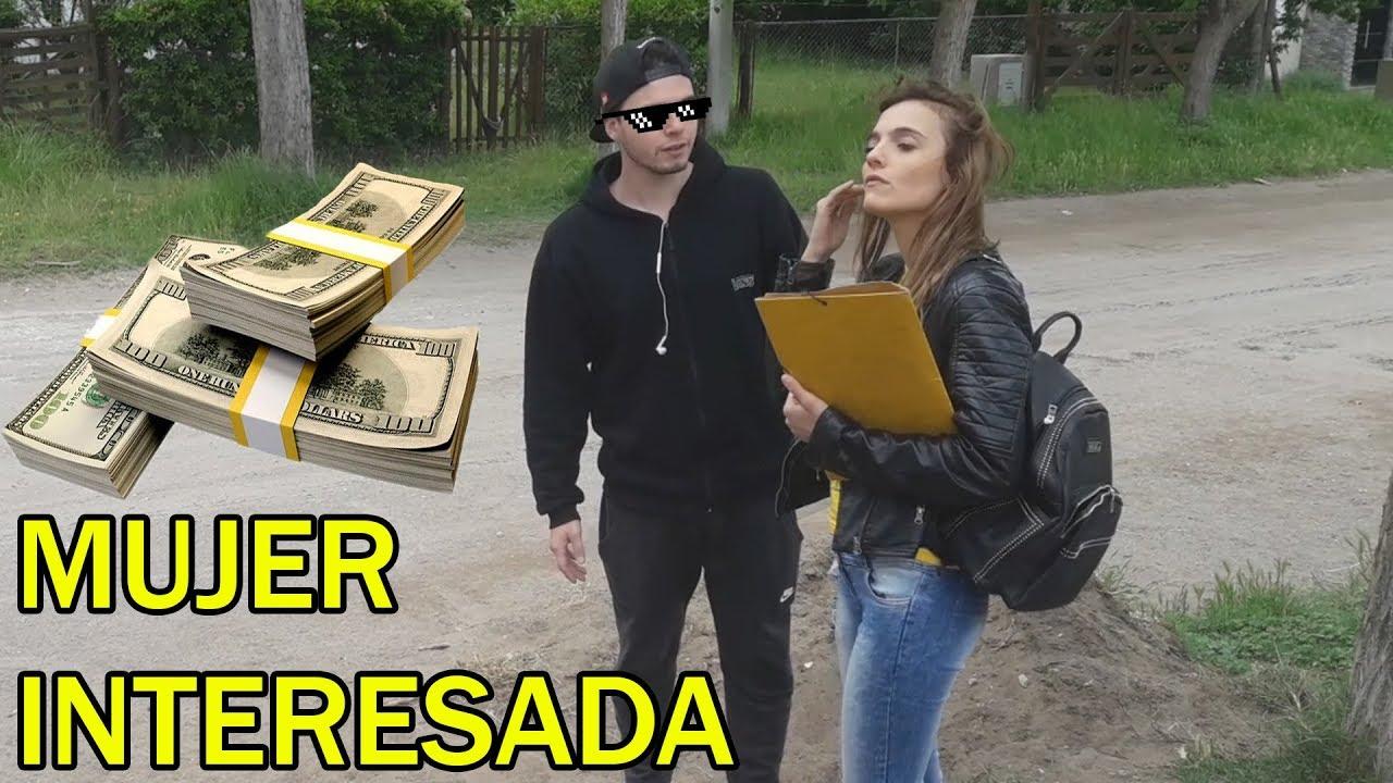 ELLA SE BURLÓ DE MI Y SE LLEVA LECCIÓN POR PINCHE INTERESADA