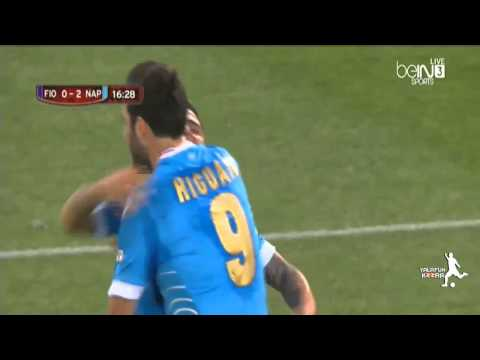 Napoli vs Fiorentina 3-1 All Goals & Highlights (Coppa Italia Final 2014)