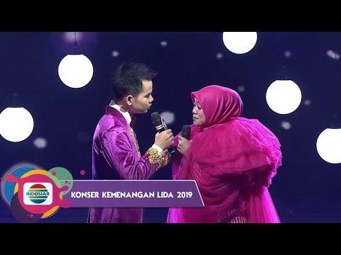 """MESRA! """"Lebih Dari Selamanya"""" Lesti Dan Faul Satukan Dewan Juri Beri SO   Kemenangan LIDA 2019"""