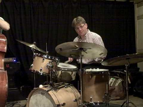 Dave Newton Trio live @ The Bull's Head, Barnes: Stomping At The Savoy