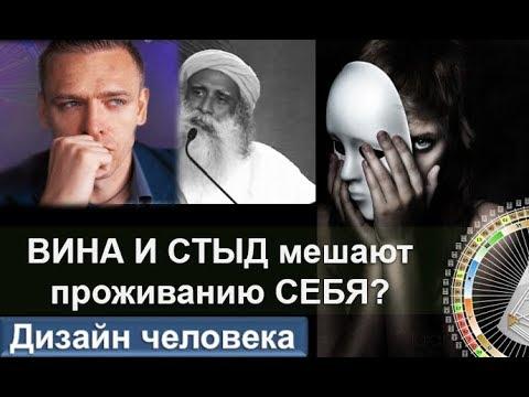 """Вина и Стыд как инструменты """"Ложного Я"""" -читает Викрам. ДЧ.2.0"""