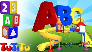Video TuTiTu Preescolar | Aprende inglés | El Abecedario en Ingles | ABC parque de juegos download MP3, 3GP, MP4, WEBM, AVI, FLV Oktober 2018