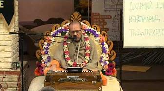 Шримад Бхагаватам 4.19.37 - Бхактивайбхава Свами