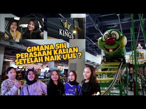 Jalan - Jalan ke The Kings Shopping Center Bandung with Aline | #TIDYVLOG