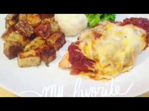 **INCREDIBLE SLIMMING WORLD SYN FREE HUNTERS CHICKEN**