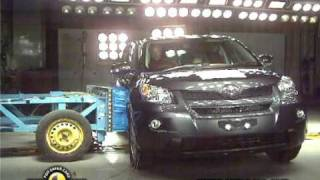 Euro NCAP | Toyota Urban Cruiser | 2009 | Crash test
