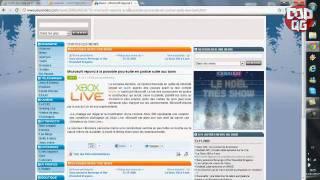 Xbox 360 l Le LIVE nous arnaque /!\ l Compte bannie