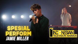 JAMIE MILLER - [HERE'S YOUR PERFECT]   INDONESIAN TELEVISION AWARDS 2021