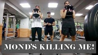 How to Workout Like Mond Gutierrez | Laureen Uy