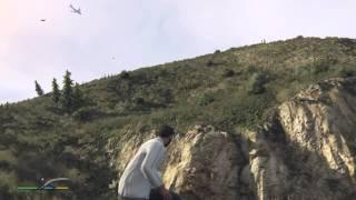 Grand Theft Auto V mountain lion location