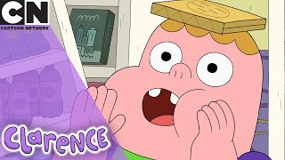 Clarence | Film Lovers | Cartoon Network UK