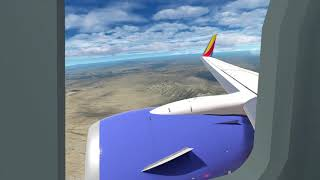 X-Plane 11 Full Flight Tutorial 2-3   Zibo's B737-800   Takeoff, Climb, Cruise and Descent