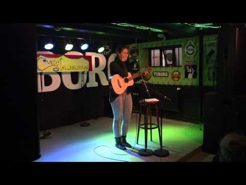 JESSICA DELFINO: LIVE IN REYKJAVIK