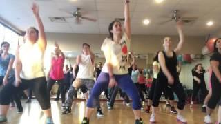 Dance Fitness Choreo: Magalenha (Samba)