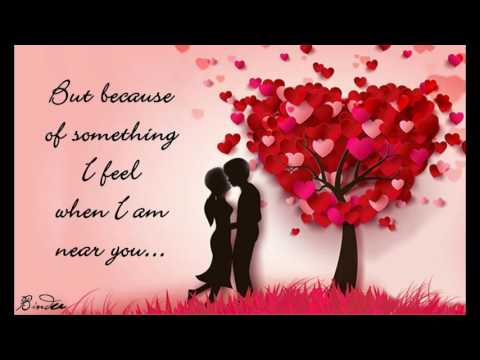 When I am Near you....... : happy valentine's day greetings