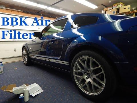 BBK Air Filter Restore Kit