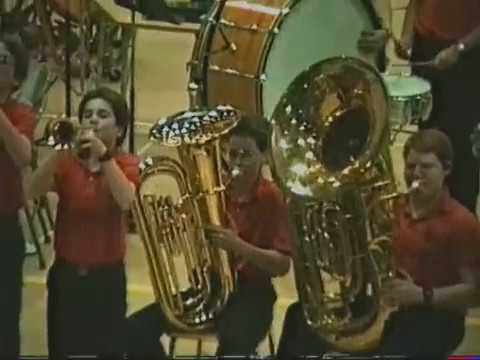 1989 Fall Warsaw Middle School 8th grade band concert