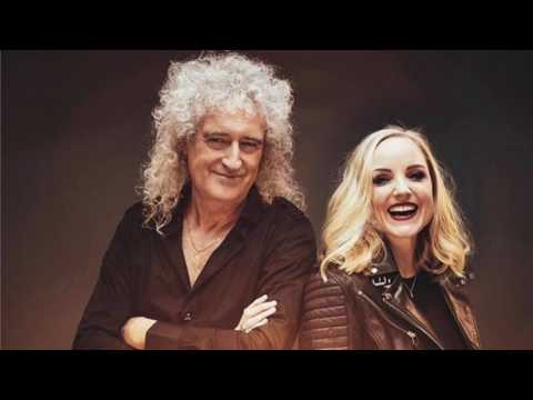 Brian May & Kerry Ellis with Nick Piercey Radio Oxford 04042017