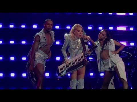 Lady Gaga - Just Dance Live - Joanne World Tour Dallas Texas December 08 2017