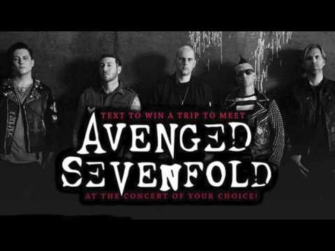 Avenged Sevenfold Tension Lyrics