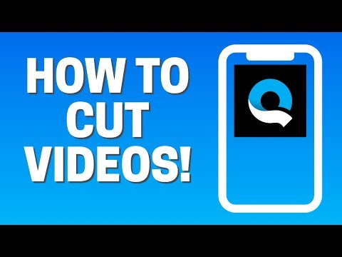 How To Use QUIK Video Editor