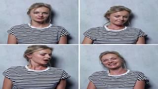 ekspresi wanita sebelum dan sesudah Orgasme