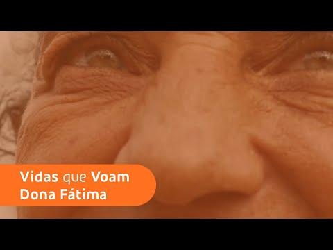 GOL | VIDAS QUE VOAM: Dona Fátima