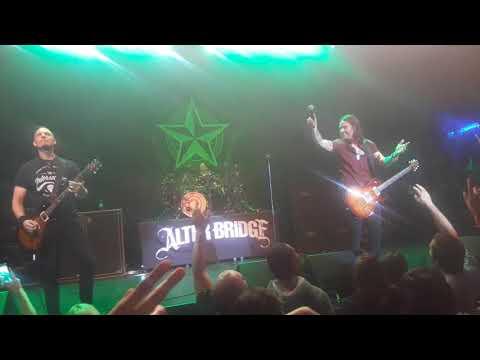Alter Bridge - Open your Eyes (Live at Teatro Gran Rivadavia, Buenos Aires 15-09-2017)