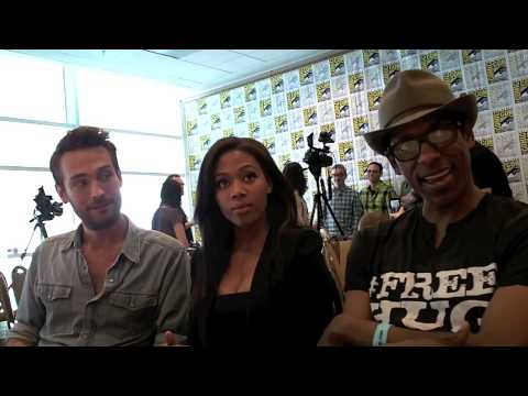 Orlando Jones, Nicole Beharie and Tom Mison Talk SLEEPY HOLLOW