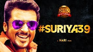 Suriya 39 Cast & Crew Details | Full Story Revealed | Suriya, Hari - 26-02-2020 Tamil Cinema News