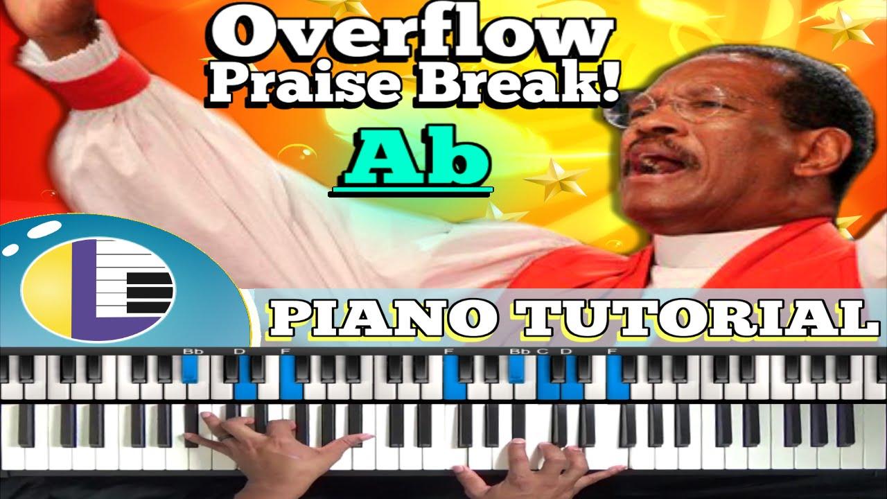🎵 PRAISE BREAK COGIC: Praise Break Piano Tutorial: Shout Music on  Keyboard: (gospel piano tutorials)