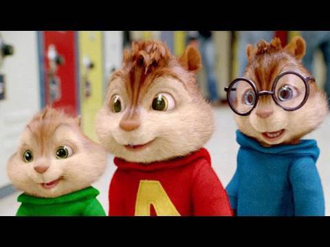Alvin and the Chipmunks 2 The Squeakquel : Movie Review