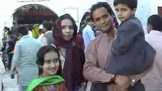 Hindu Community celebrate SHEVA RATERI at Sadho Bela Sukkur ( Imran malik Report)