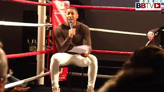 ULTIMATE BOXXER LAUNCH / PRESSER AT 'ME HOTEL' LONDON