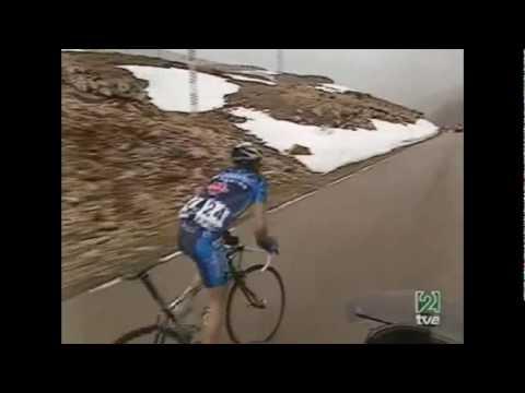 Setmana Catalana 2005 - Climb of the Coll de Pal