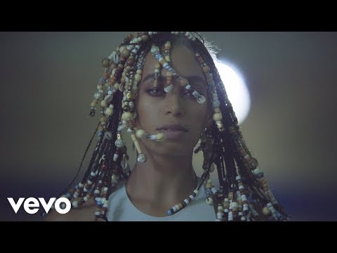 Thumbnail: SOLANGE - DON'T TOUCH MY HAIR (OFFICIAL VIDEO)