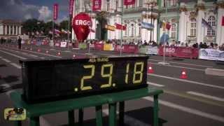 "XXVI Международный марафон ""Белые ночи 2015 "".St.Petersburg,Russia"