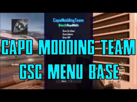 Black Ops 2 | RedDotCity v2 | GSC Mod Menu | 1 18 | FunnyCat TV