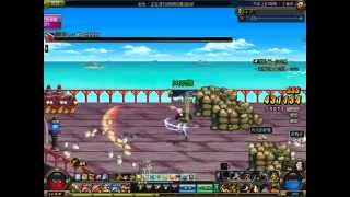 DNF(DFO)Female Slayer/Sword Master gameplay - Iron Scale in King's Road(Chinese server)