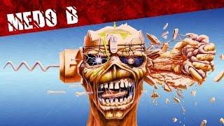 Iron Maiden - Bandas de Terror #1 (Medo B)