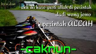 Download Mp3 Cak Nun-aku Wong Jowo Cuk!! Cocok Buat Status Whatsapp