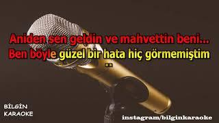 Kahraman Deniz - Böyle Sever (Karaoke) Türkçe Resimi