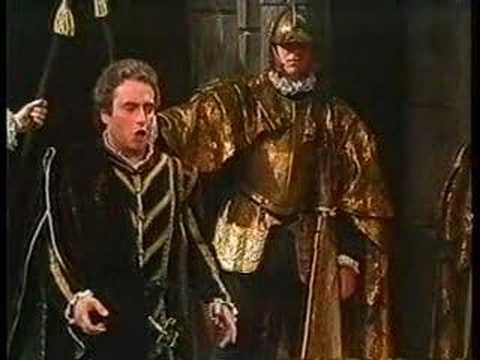Carreras, Ricciarelli - Lucia di Lammermoor - Chi mi frena