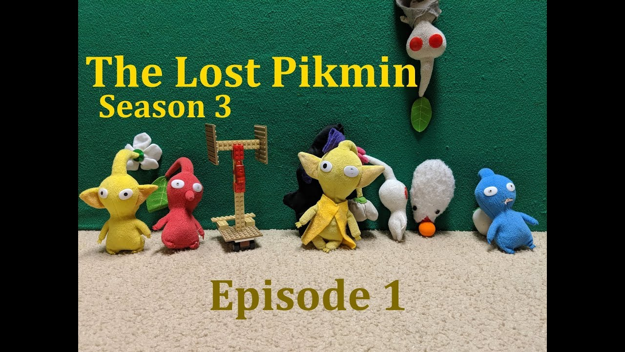 The Lost Pikmin Season 3 Episode 1