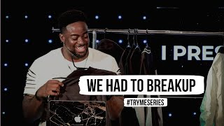 We Had To Break Up | Try Me | (Part 15) Jerry Flowers