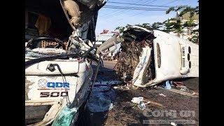 Tai nạn thảm khốc đường đi Đà Lạt (QL20), 10 người thương vong.