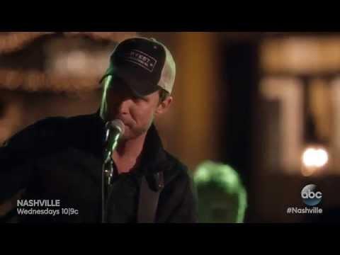 "Nashville - Season 3 Episode 11 - Luke Wheeler (Will Chase) Sings ""If I Drink This Beer"""